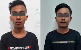 Ditresnarkoba Polda Banten Amankan Dua Pelaku Penyalahgunaan Narkotika Sabu