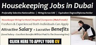 Housekeeping Attendants, Restaurant Reservation Agents, Waiters, Engineering CoordinatorJobs Vacancy in Sbe Lifestyle Hospitality Location Dubai