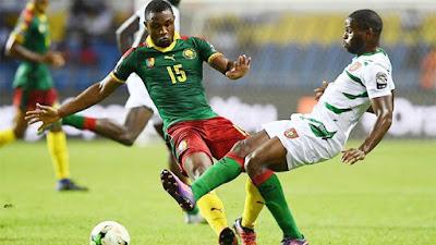 مباراة الكاميرون والرأس الأخضر بدون تشفير