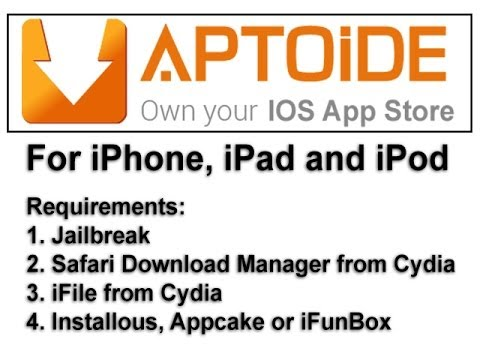 Aptoide for iOS