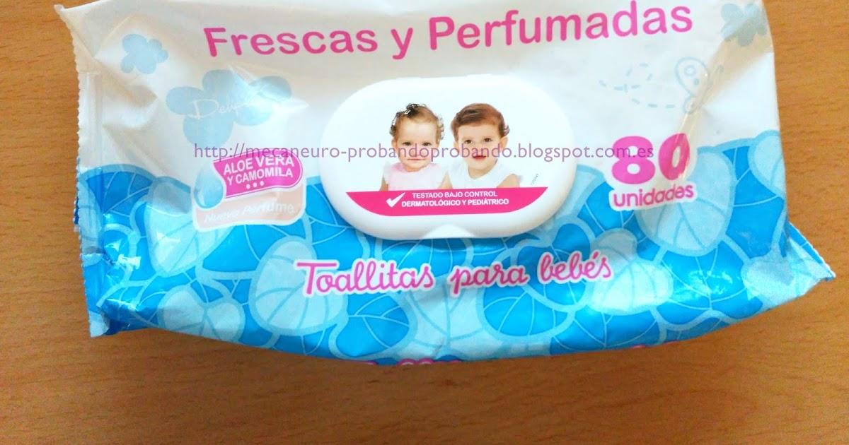 Probando probando toallitas frescas y perfumadas con for Camas buenas bonitas y baratas