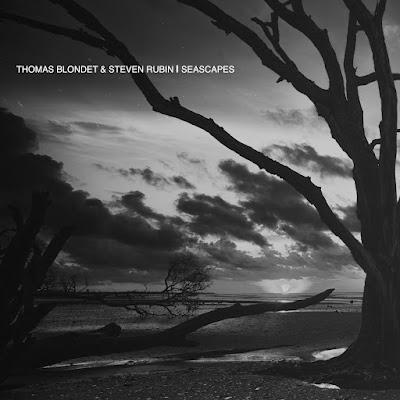 """Avec ce titre """"Seascapes"""" et l'EP """"Sea Sons"""" qui l'accompagne, Thomas Blondet et Steven Rubin prouvent que l'osmose entre deux artistes d'univers différents est possible et peut donner quelque chose de très impactant."""
