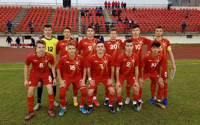 U16: Macedonia wins two games against Bosnia-Herzegovina