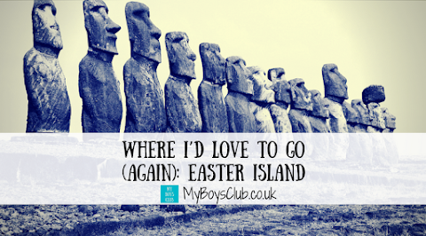 Where I'd Love To Go (again): A Trip to Easter Island