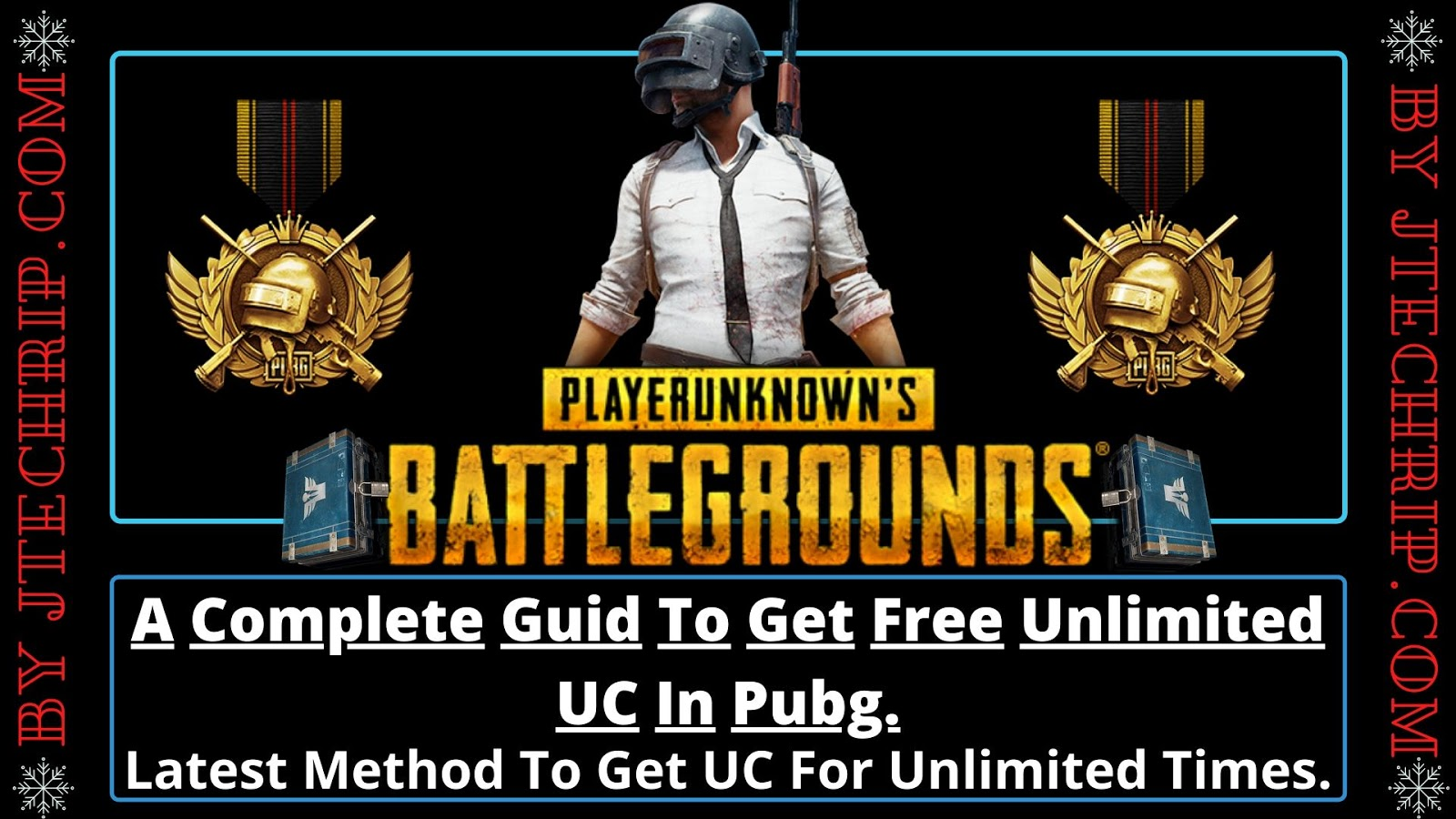 A Complete Guide To Get Free Unlimited UC In Pubg.