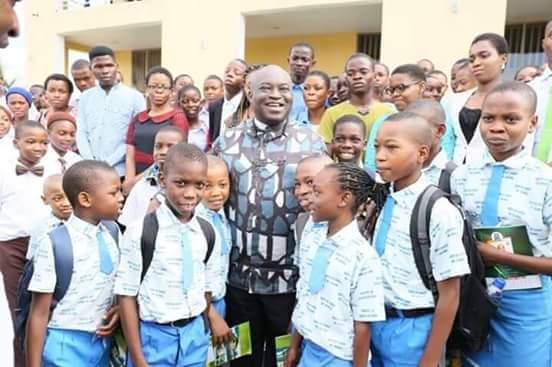 WASCE: @GovernorIkpeazu congratulates Abia school children, vows to prioritize teachers welfare