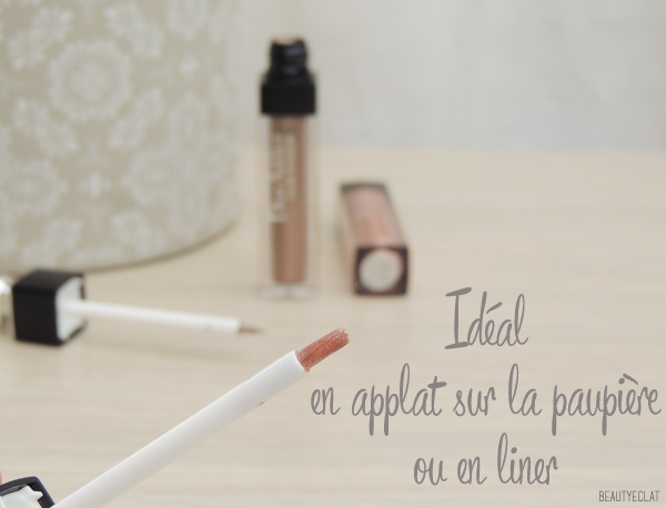 revue avis test dior addict fluid shadow aurora univers swatch