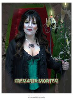 Crematia Mortem pinup