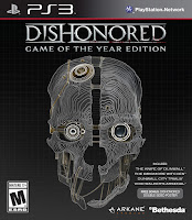 Dishonored Game of The Year Computer Software