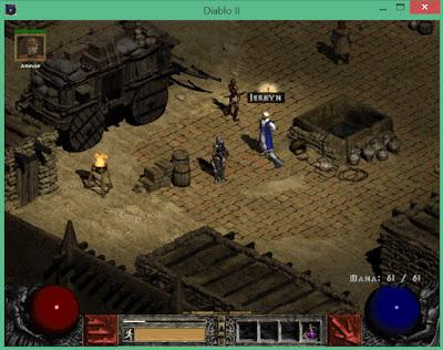 Diablo 2 Screenshots