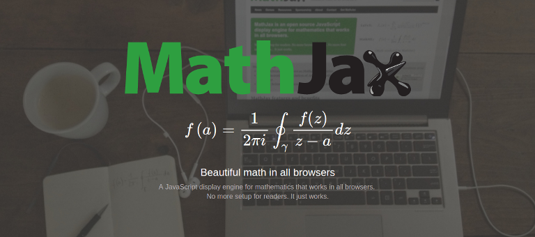 MathJax: interpretador Latex em tempo real para blogs