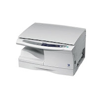 Sharp AL-1200 Driver and Software Printer