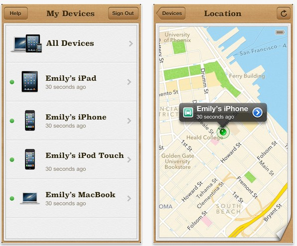 Iphone Lost Find My Phone