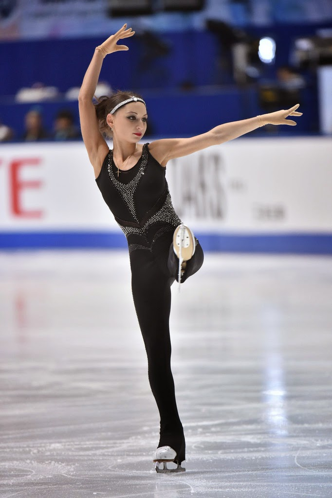 Ice Style 2014 Nhk Trophy Figure Skating Costumes