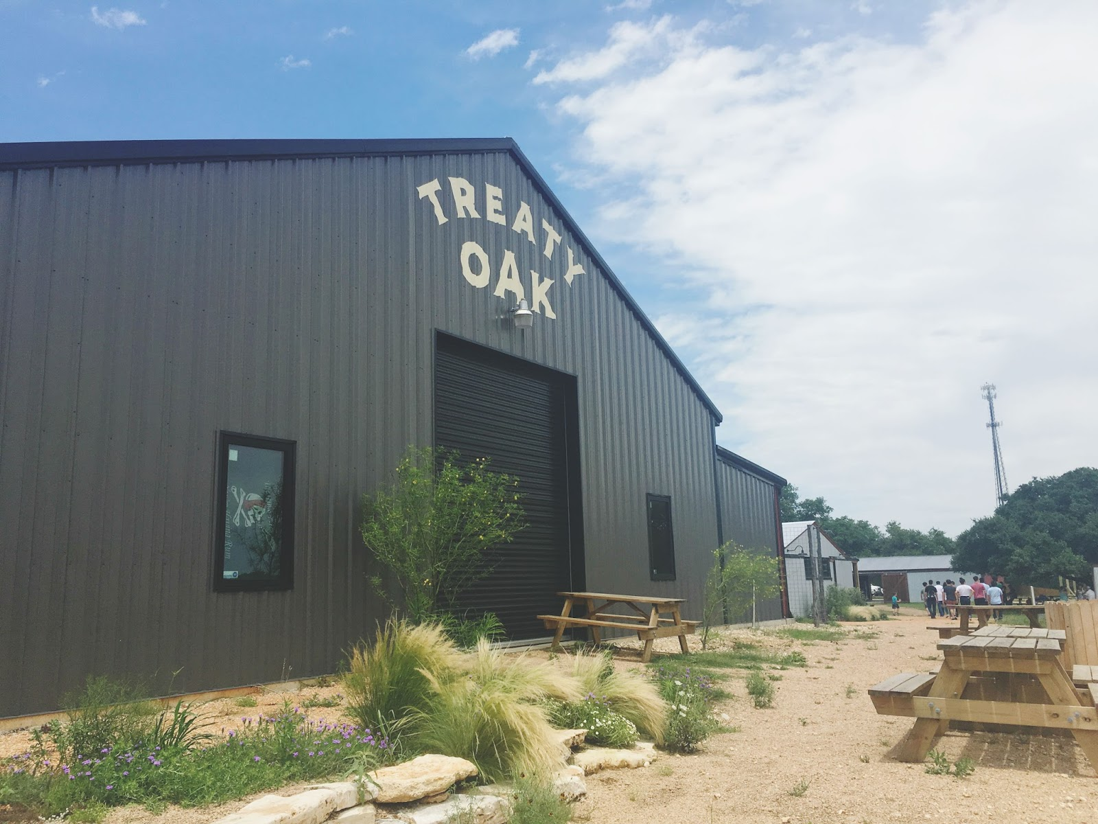 Treaty Oak Distilling near Austin, Texas