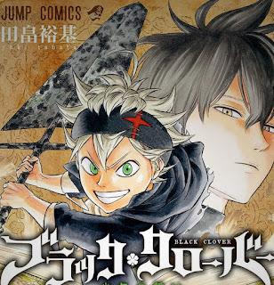 Update! Baca Manga Black Clover Chapter 255 Full Sub Indo