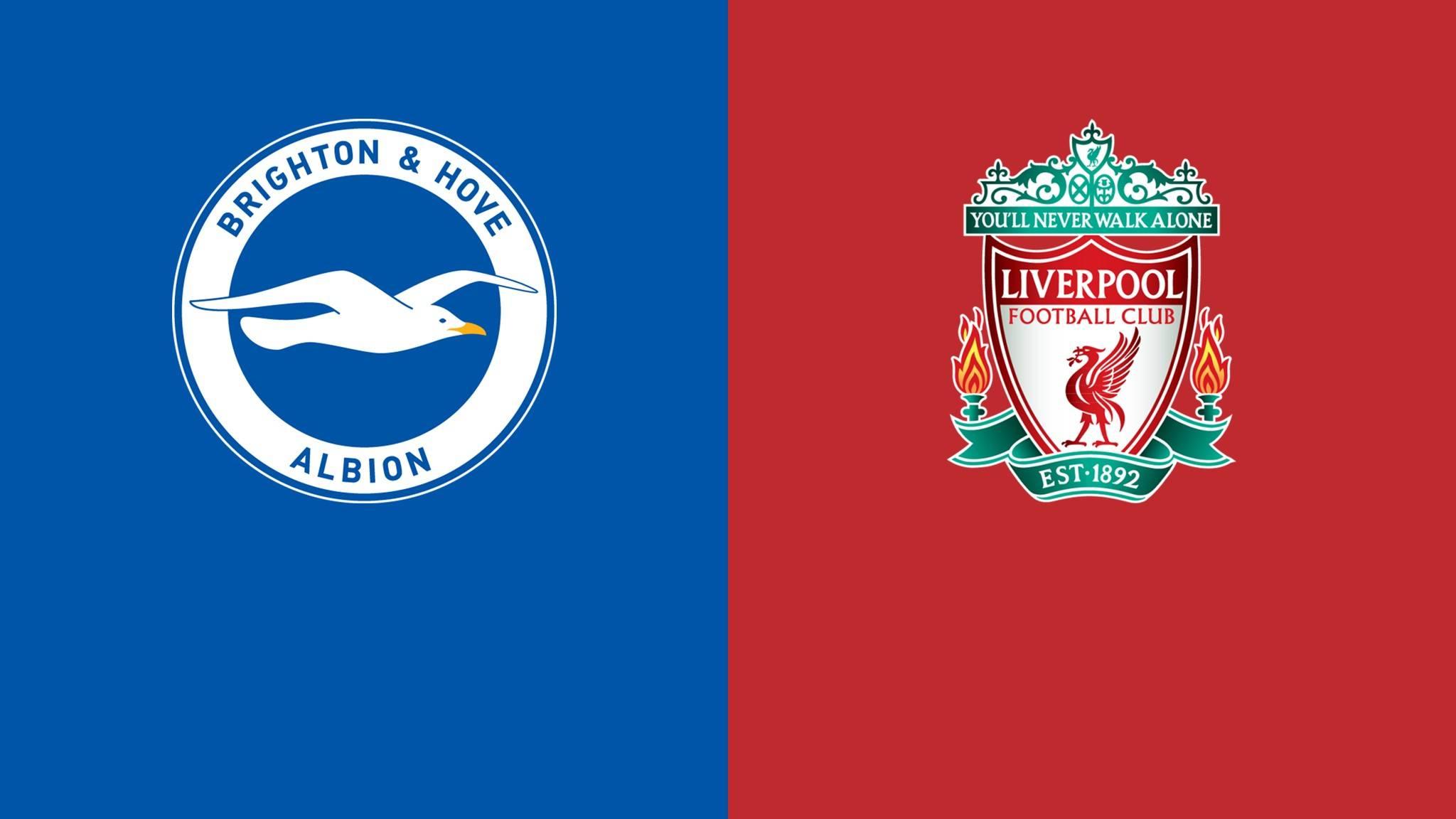 Brighton vs Liverpool footem.site