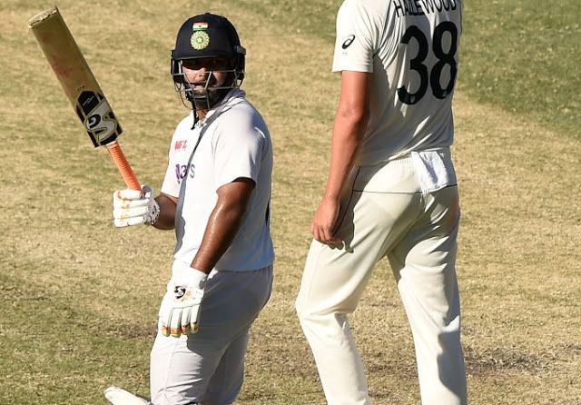 Rishabh Pant played a strong innings, recorded many big records in his name World Daily News24 - English