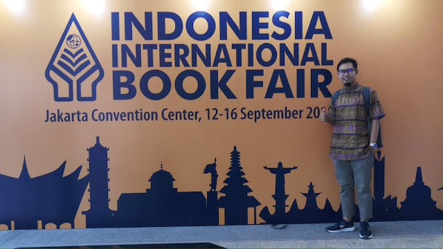 zona kalap indonesia intenational book fair 2018