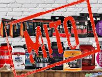 5 Mitos sobre o whey protein