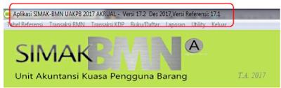 Update Aplikasi SIMAK-BMN 17.2