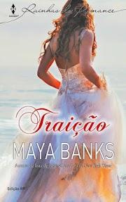 Resenha: Traição - Maya Banks