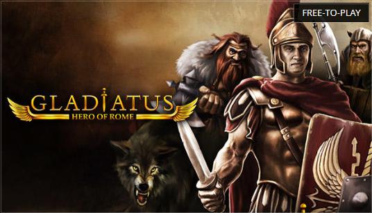 Main Game Gratis Tanpa Download - Gladiatus