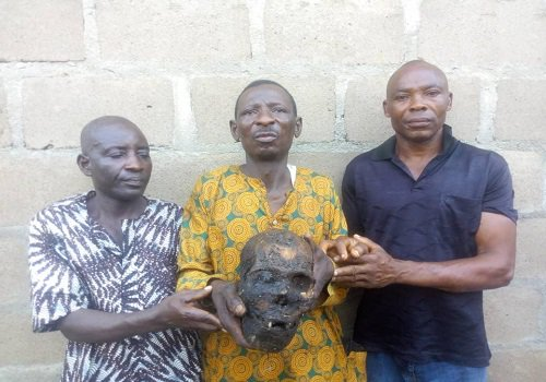 'Our Native Doctor Asked Us To Get Skulls Of People We Know For Money Rituals' - Suspected Ritualists