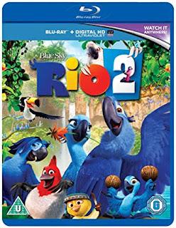 Río 2 [BD25] *Con Audio Latino