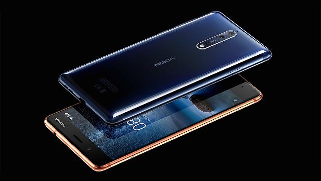 Nokia 8 e la un pas de actualizarea la Android Oreo 8.0. Testele Beta au fost finalizate
