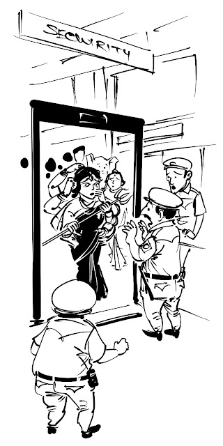 kids magazine illustration