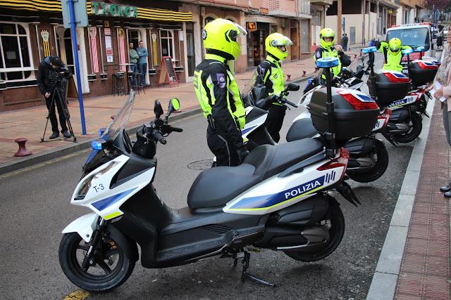 policías municipales de Barakaldo