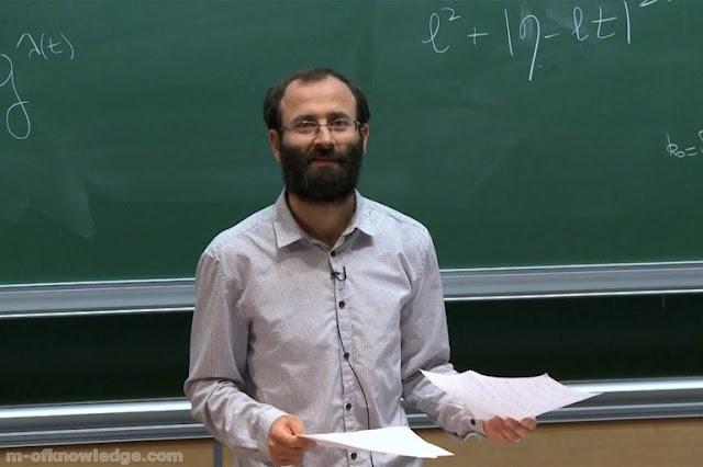 عالم الرياضيات التونسي نادر المصمودي عضوا للأكاديمية الأمريكية للفنون و العلوم