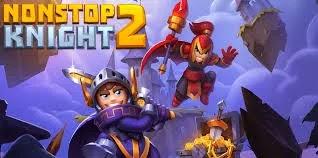 بدون توقف نايت 2 Nonstop Knight 2 - Idle Action RPG