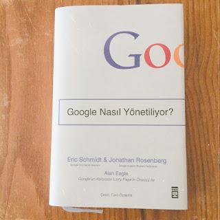 Google Nasil Yonetiliyor (Kitap)