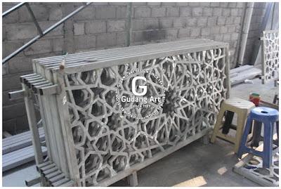 Produsen Railing Masjid Aluminium