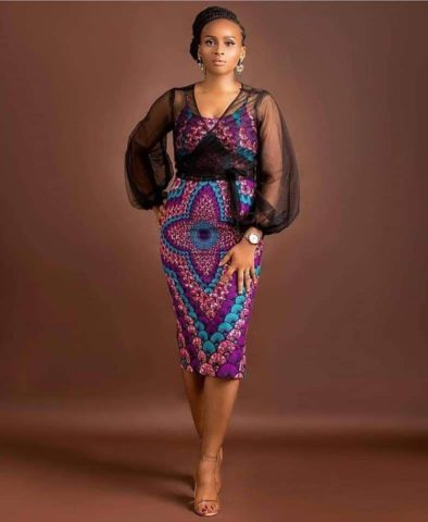 Fashionable Ankara Styles To Slay