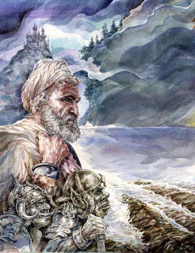 Белорусский художник. Михаил Чернодедов
