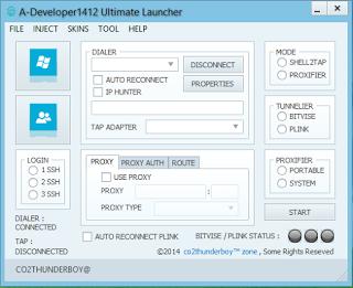 Download Tunnel Multi SSH Plink Extreme Multi Server Terbaru 2019