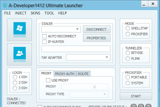 Download Tunnel Multi SSH Plink Extreme Multi Server