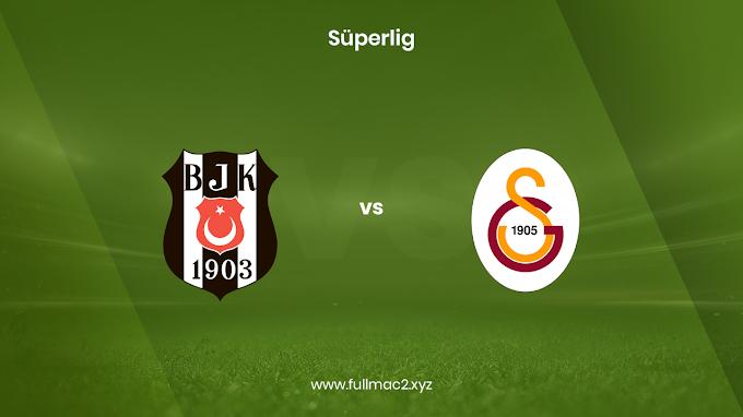 Beşiktaş - Galatasaray | 17.01.2021 | Full HD izle