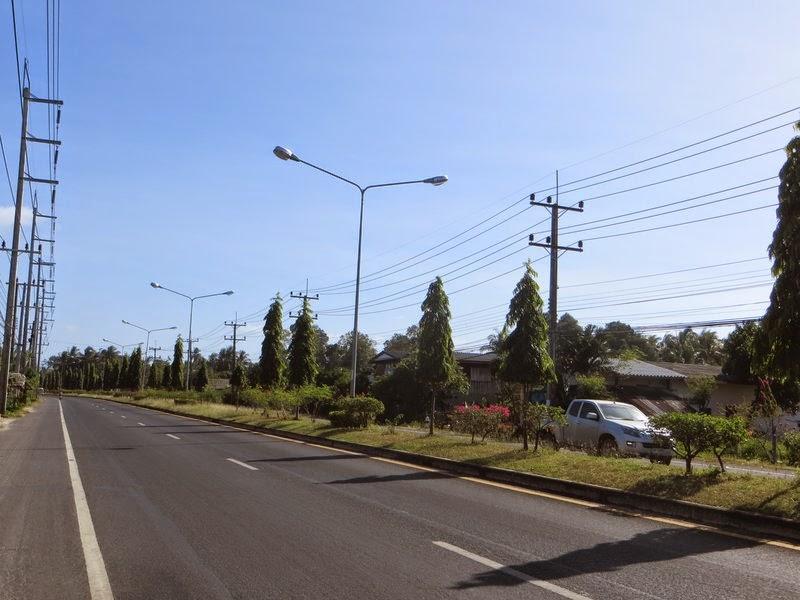 дорога на Сонгкхлу