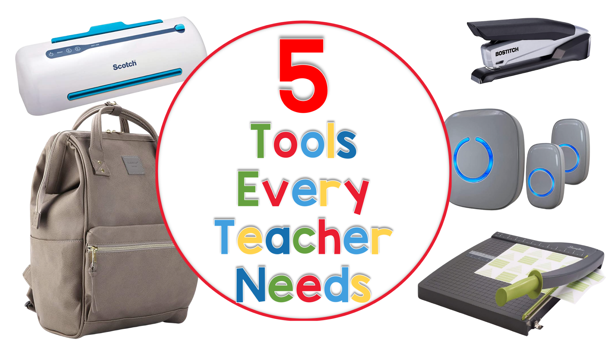The best tools for teachers