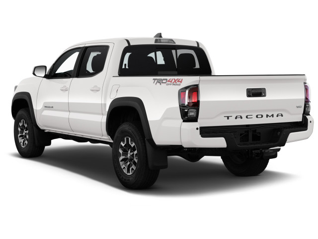 2021 Toyota Tacoma Review