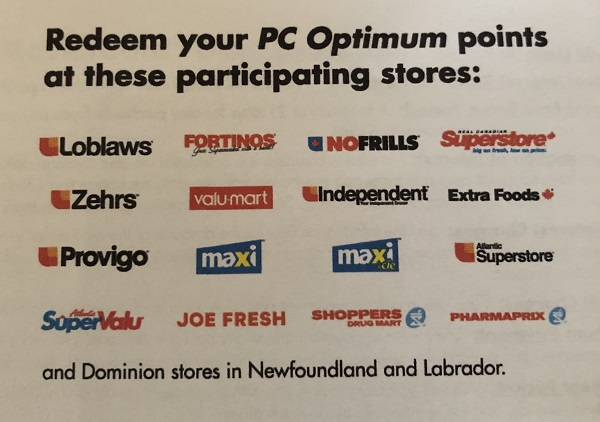 shoppers drug mart optimum points