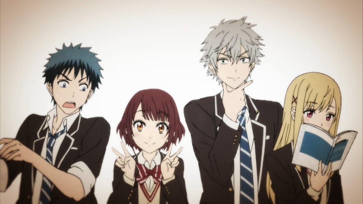Yamada-kun to 7-nin no Majo wallpaper anime