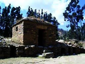Sala de Información y Exhibición del Monumento Arqueológico Willkawaín