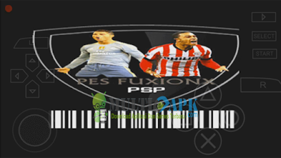 New PES 2016/2017 MX Fuxion PSP Patch By Jose