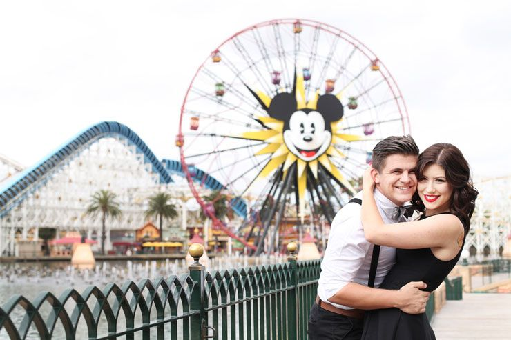 Disneyland Captions For Couples