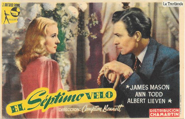 El Séptimo Velo - Programa de Cine - James Mason - Ann Todd
